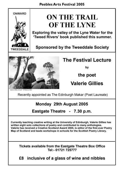 Festival Lecture poster 2005