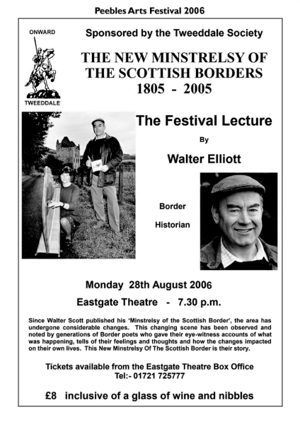 Festival Lecture poster 2006